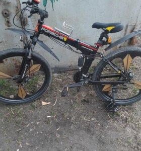 Велосипед PORSCHE
