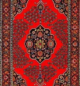 Много новых ковров разных расцветок