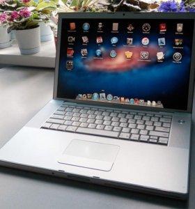 Apple MacBook PRO C2D 2.16GHz, 15.4, 4Gb, 500Gb