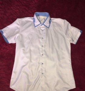 Рубашка новая мужская р44-46