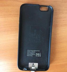 Чехол аккумулятор iPhone 6/6s