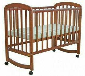 Кровать детская Фея 304 с матрасом