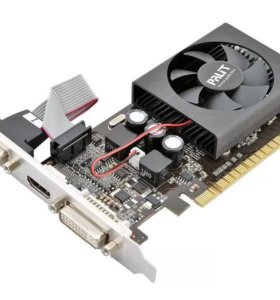 Видеокарта Palit GeForce GT 610