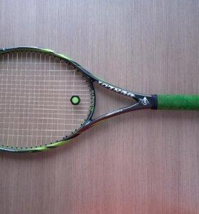 Ракетка теннисная dunlop biomimetic 400 tour