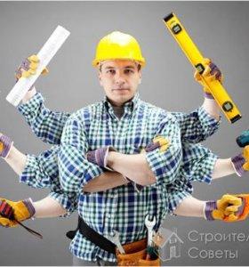 Сантехник, электрик, отделочник Тобольск