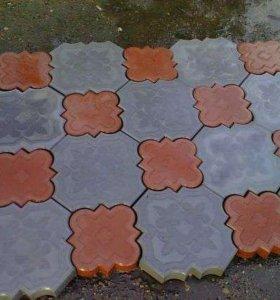 Тротуарная плитка в наличии и под заказ