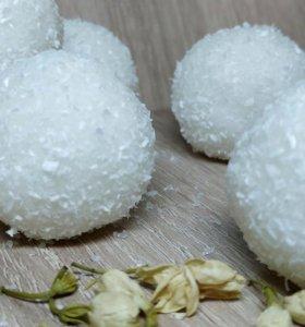 Мыльно - сахарный скраб для тела