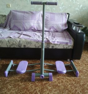Тренажёр для ног и ягодиц Torneo Slide Master