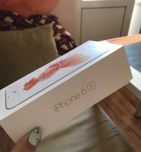Коробка iPhone 6s