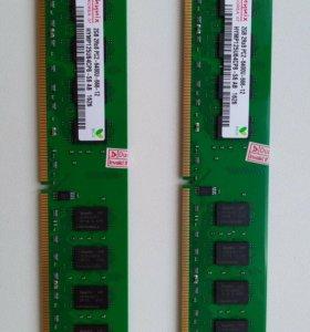 DDR2 2x2Gb