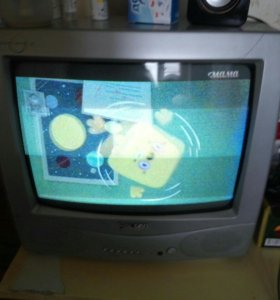 Телевизор подойдет для кухни,пульта нет,разбили