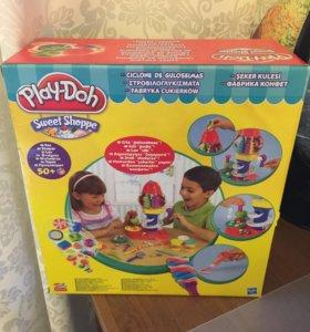 Магазин сладостей Play Doh