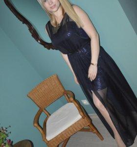 Красивое платье, можно платье для беременных