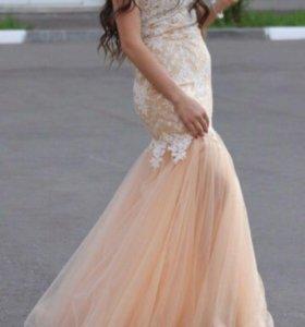Вечернее платье; платье на выпускной