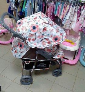 Прогулочная коляска Rant Kira Plus
