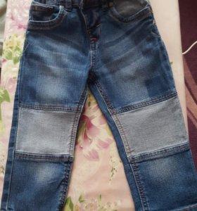 Детские джинсы 86