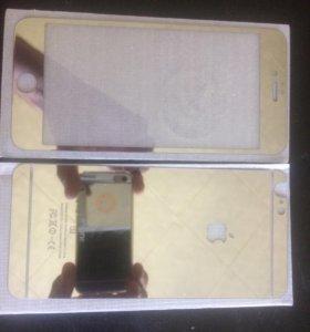 Бронестекло на iPhone 6 plus