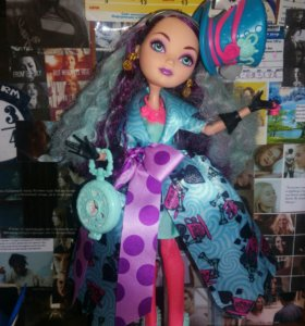 Куклы Ever After High и Monster High