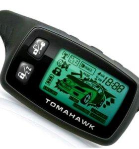 Брелок для автосигнализаций tomahawk