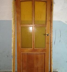 Дверь 80
