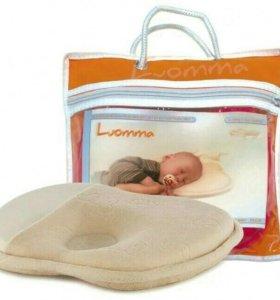 Ортопедическая подушка F-505 Luomma для новорожден