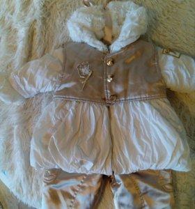 Дет.костюмчик зима
