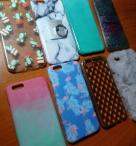Чехлы для iPhone 6 и 6s