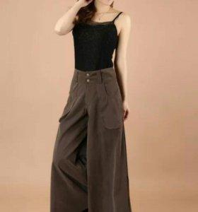 Шаровары летние брюки