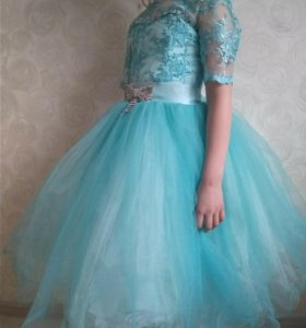 Шикарное платье.