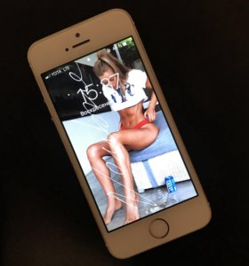 iPhone 5s gold ТОРГ!!!