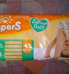 Памперсы Hupers