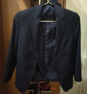 Пиджак школьный на мальчика 2-3 класс, фирмы ВиД