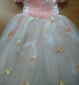 Платье нарядное для 5 лет