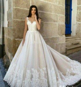 Новые свадебные платья от40 до 60
