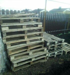 Поддоны деревянные бу для блоков