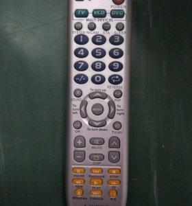 Универсальный ТВ пульт. Lotos rm-88e
