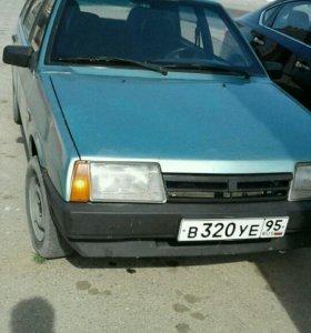 ВАЗ (Lada) 2109, 1997
