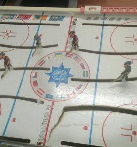 Хоккей настольная игра на запчасти