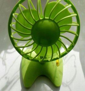 Новый вентилятор!
