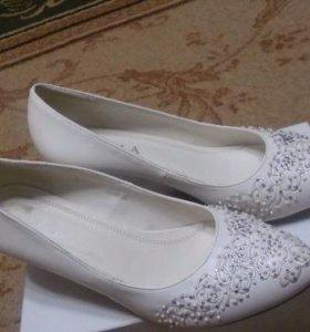 Свадебные туфли