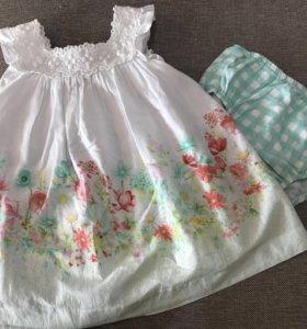Платье фирмы Mayoral р. 80см (12 мес)