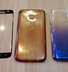 Чехлы Galaxy S7