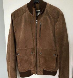 Замшевая куртка мужская Mango Men (L)