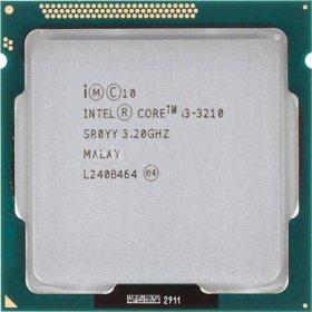 Процессор Intel i3 3210