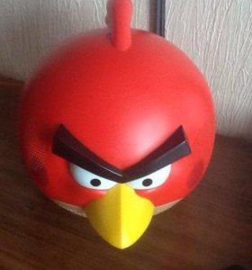 """Колонка портативная """"Angry Birds"""""""