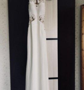 Платье свадебное или вечернее