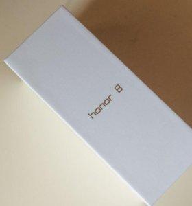 Коробка от хуавея хонор 8