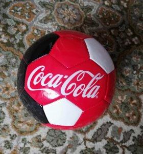 Футбольный Мяч Coca Cola