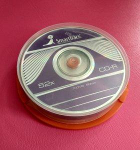 CD диски (болванки)