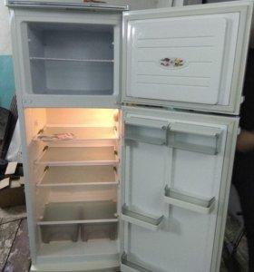 рабочий холодильник Atlant